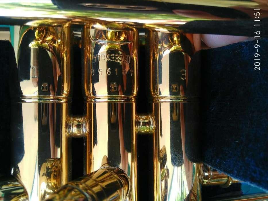Trompeta Yamaha 4335