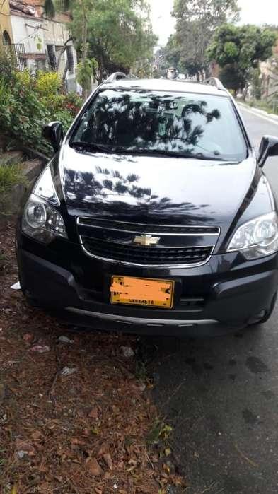 Chevrolet Captiva 2012 - 55000 km