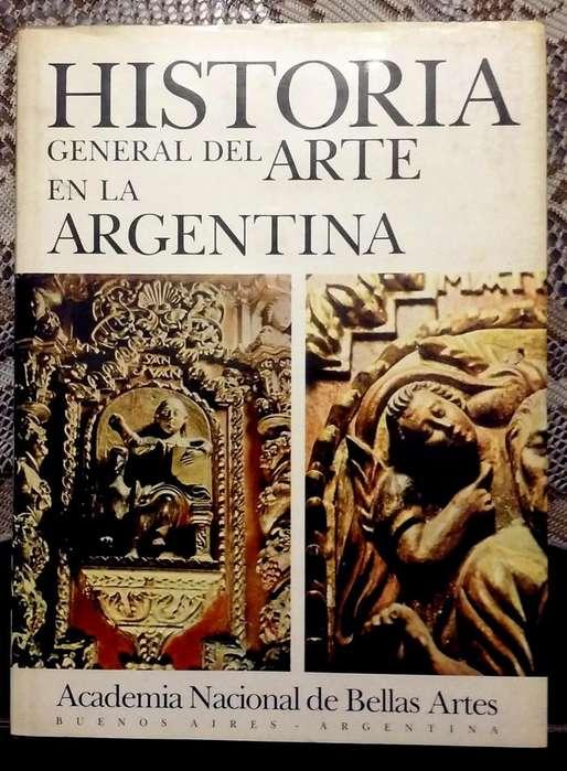 HISTORIA GENERAL DEL ARTE EN ARGENTINA