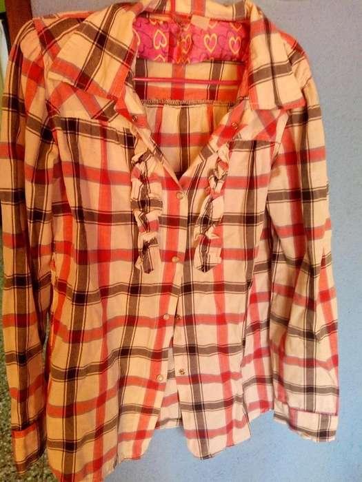 Vendo Camisa Talle12
