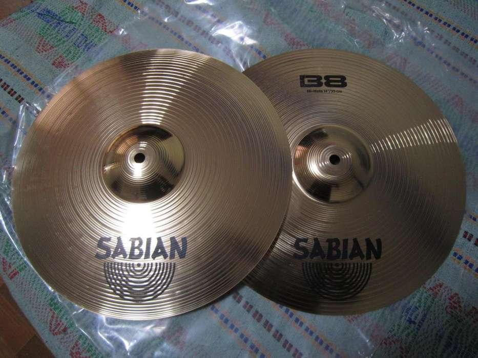 Platillo SABIAN Hi-Hat de 14