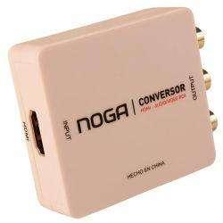 CONVERSOR HDMI A RCA NOGA HDMI-AV