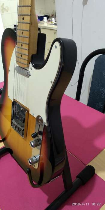 Guitarra Telecaster California