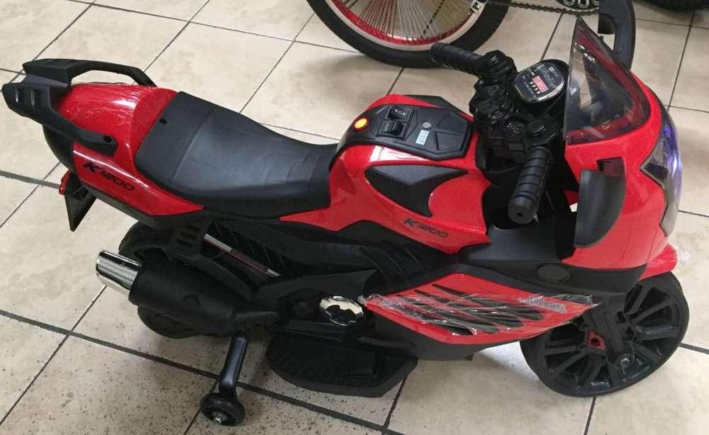 moto bateria recargable para niños de 1 a 5 años