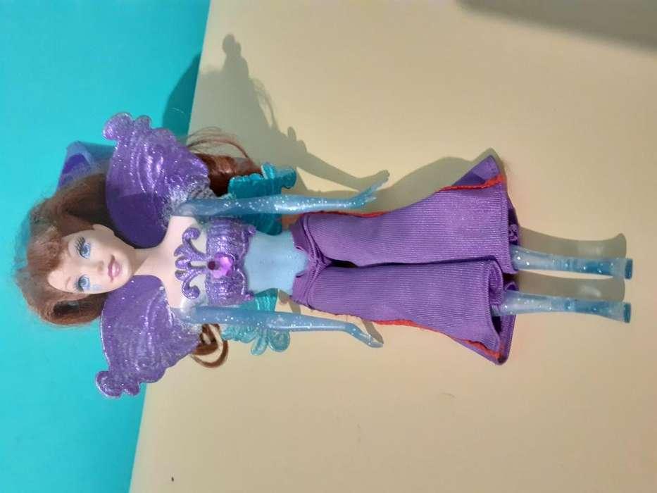 Barbie hada Fairytopia con luz