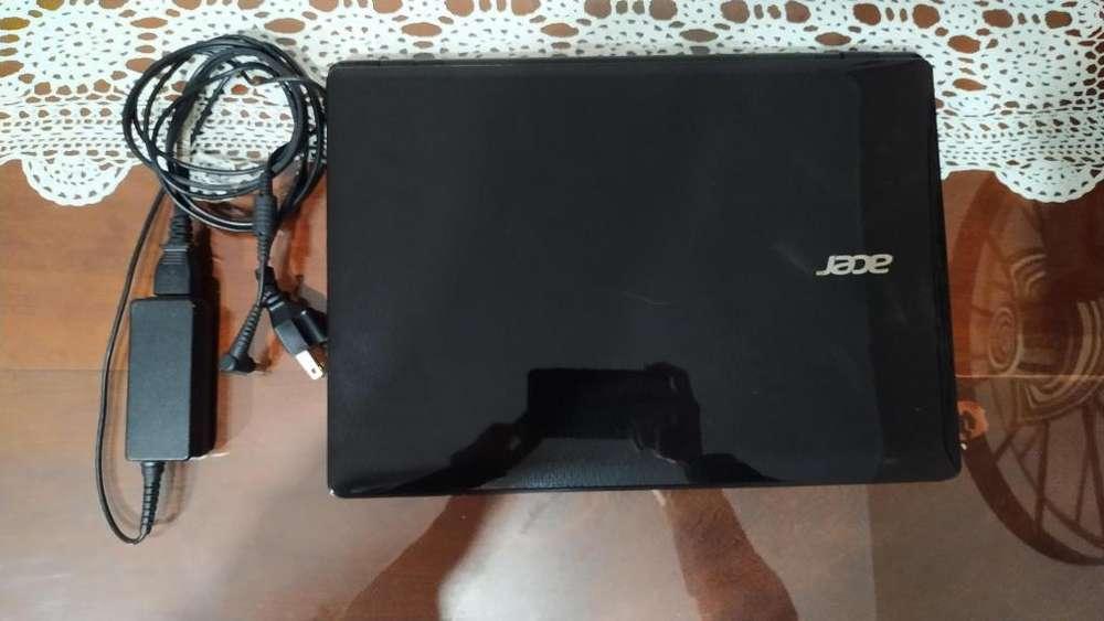 Notebook Acer en Muy Buen Estado