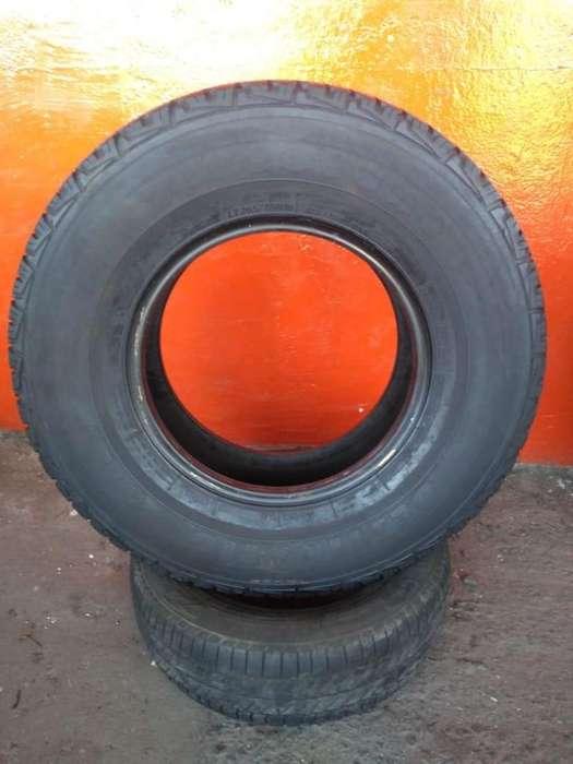 Neumático 265/75 r16 Firestone usado