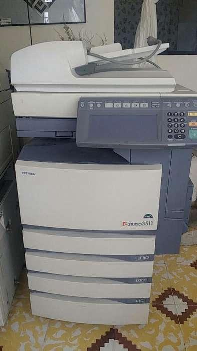 Fotocopiadora Toshiba Studio 3511