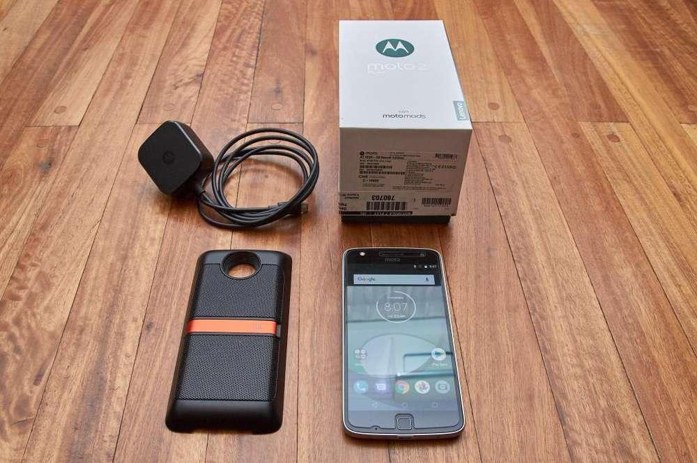 Vendo Motorola Moto Z Play 32gb Moto Mod JBL IMPECABLE