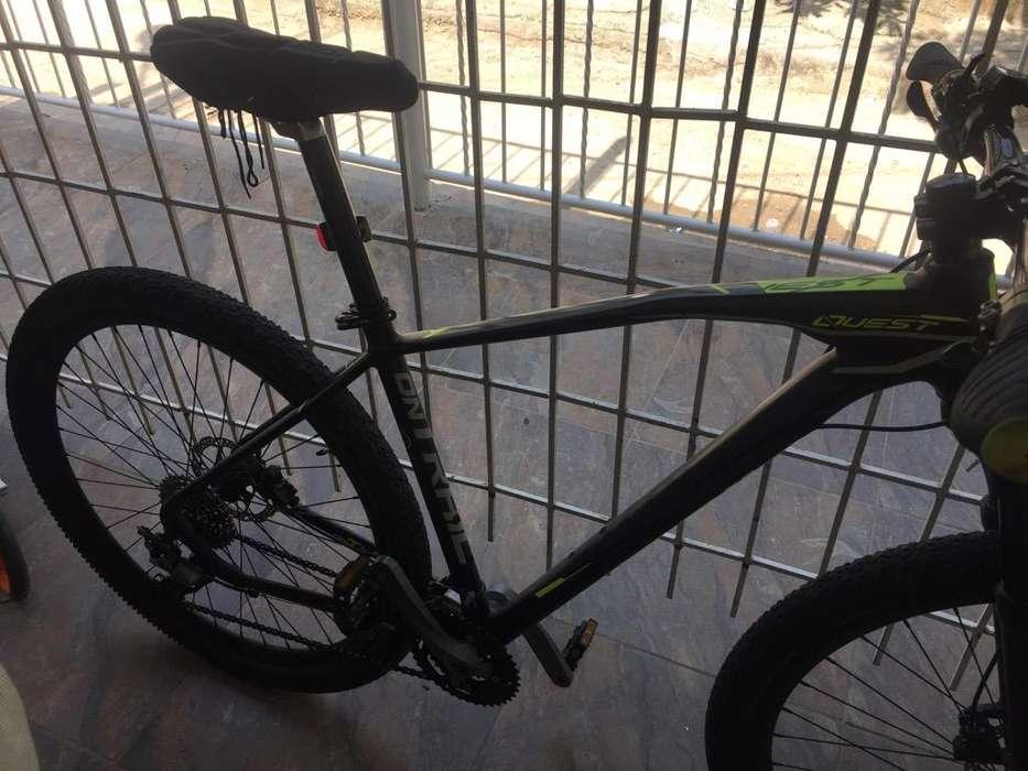 Bicicleta Mtb 2 Meses de Uso