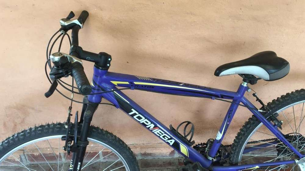 Vendo Bici Top Mega Cratos R/26