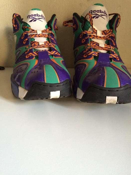 Zapatillas De Basquet Reebok