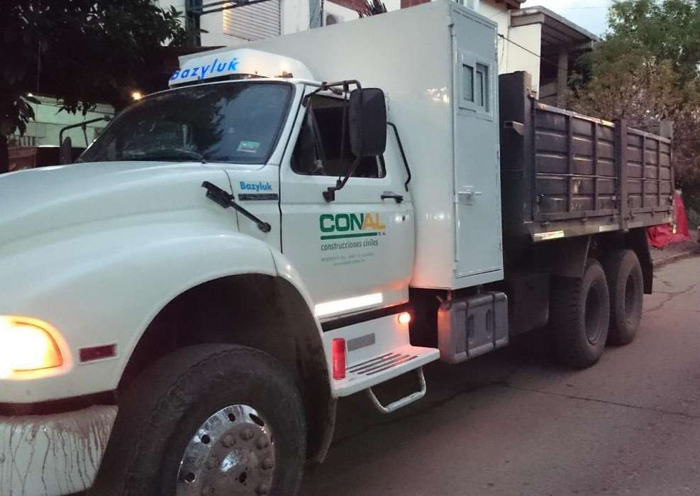 Camion Ford 14.000