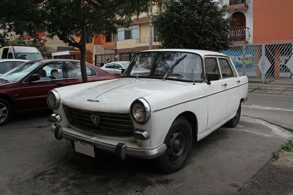 Peugeot 404 1970 - 100000 km