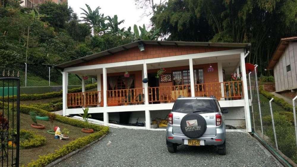 Casa Campestre en Venta vía Santa Rosa - wasi_1087951