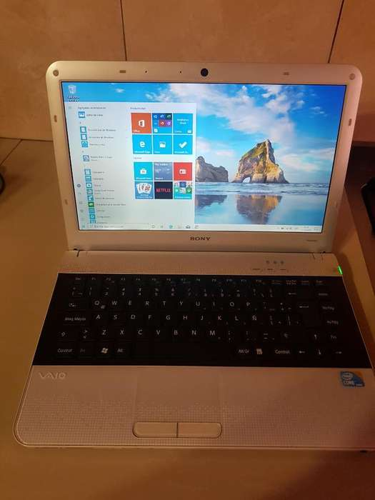 Notebook Sony I5