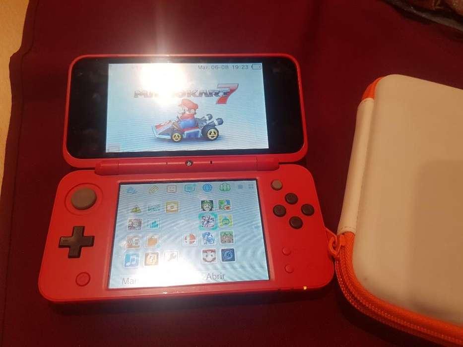 Nintendo New 2ds Xl Flasheada 10 Juegos