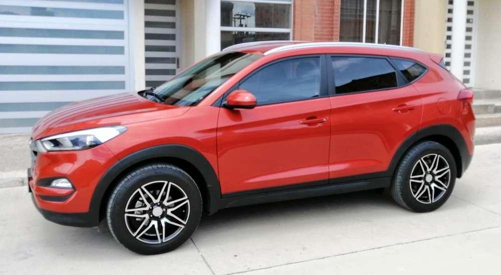 Hyundai Tucson 2016 - 22500 km