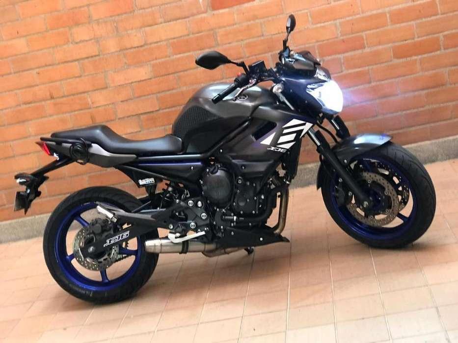 Xj6 <strong>yamaha</strong> 600cc