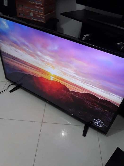 Smart Tv 43 4k Uhd Pulgadas