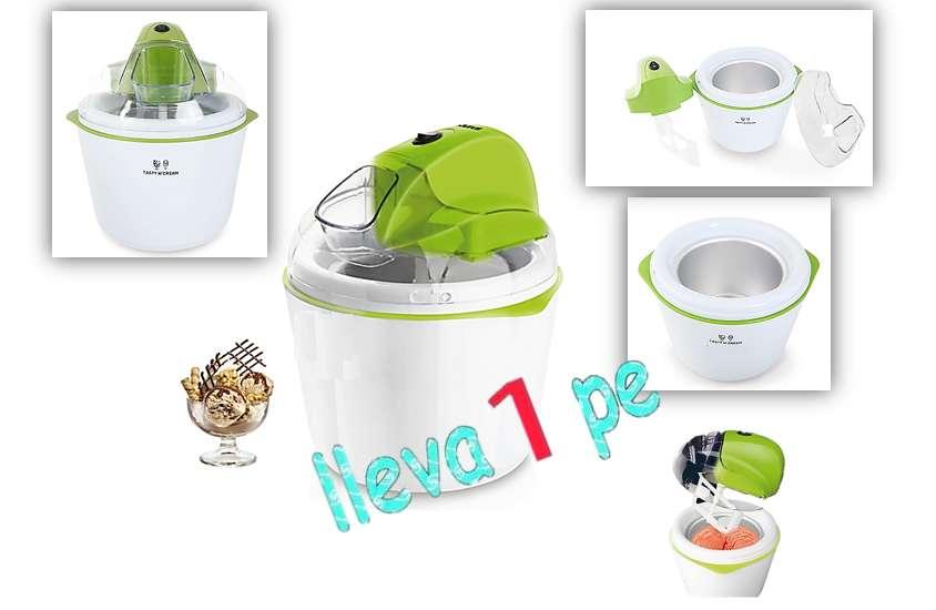 Maquina Para Hacer Helados / Ice Cream / Helado Natural