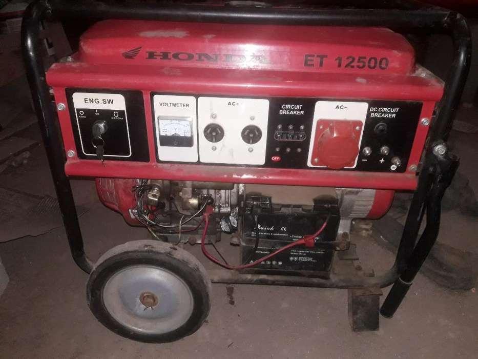 Generador Honda 12kva 20hp