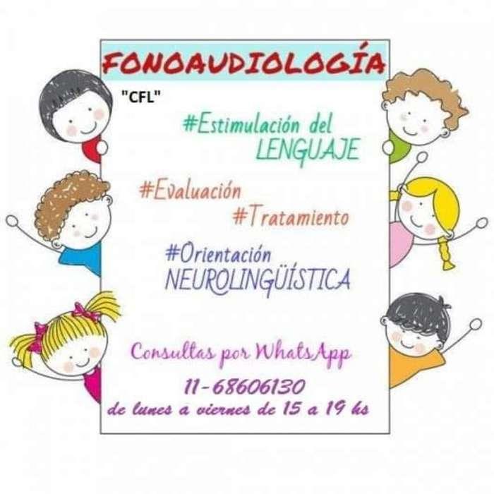 Fonoaudiología Neurolinguistica