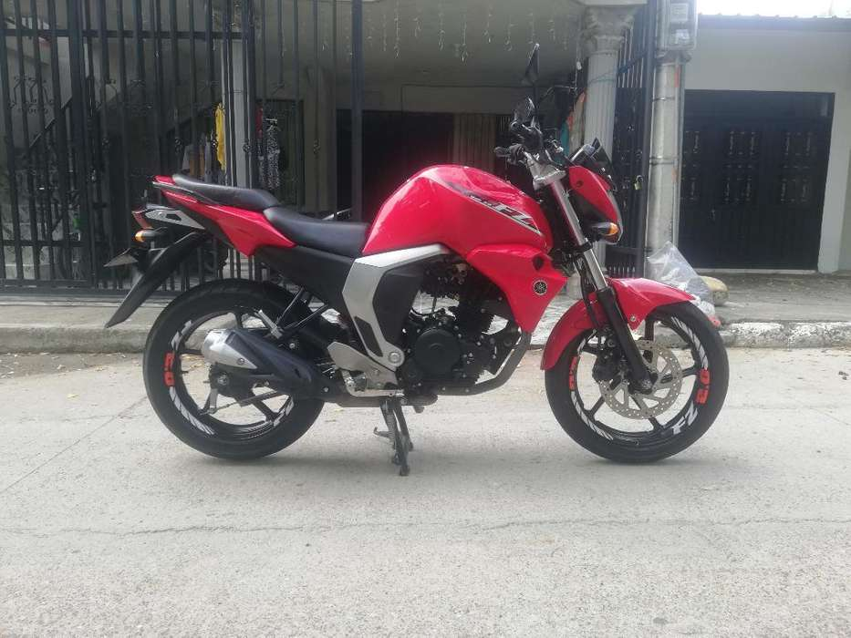 Vendo Fz 150 2016