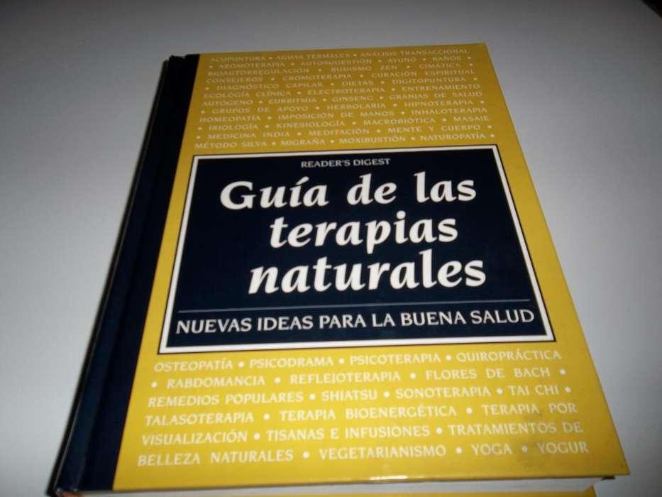 Guia de las Terapias naturalesReaders Digest
