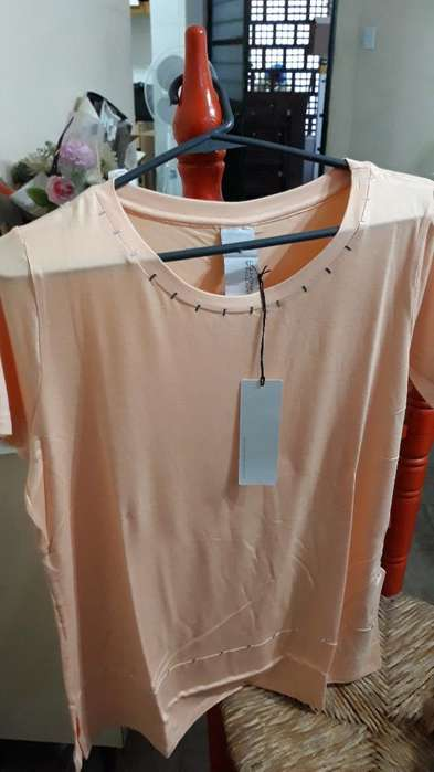 Remera <strong>mujer</strong> T44