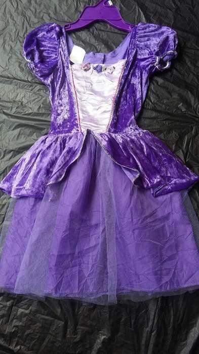 Vendo Disfraz de Rapunzel # 6