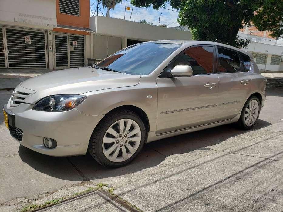 Mazda Mazda 3 2007 - 93258 km