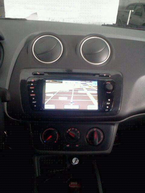 <strong>seat</strong> IBIZA ESTEREO CENTRAL MULTIMEDIA STEREO CON ANDROID, GPS, BLUETOOTH