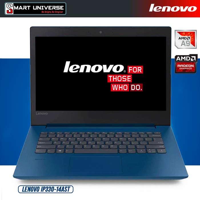 Laptop Lenovo Ideapad 330-14AST AMD A9 RAM 8GB HDD 2TB Tarjeta de Video 2GB