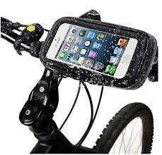 Soporte Estanco Moto Bicicleta Impermeable Gps