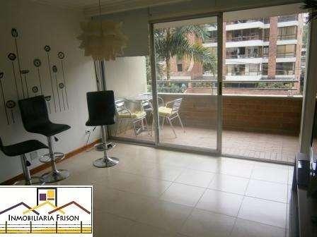 Alquiler de Apartamentos Amoblados en Castropol el Poblado Medellin Cód. 6203