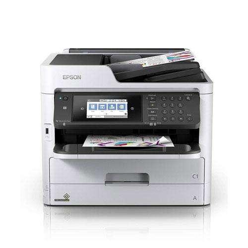 Impresora Epson Workforce Pro C5790 Multi