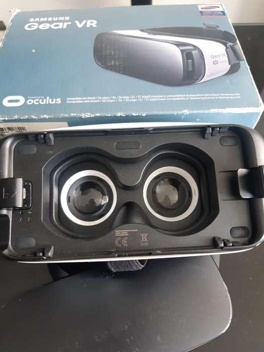 Gafas de Realidad Virtual Samsunggearvr