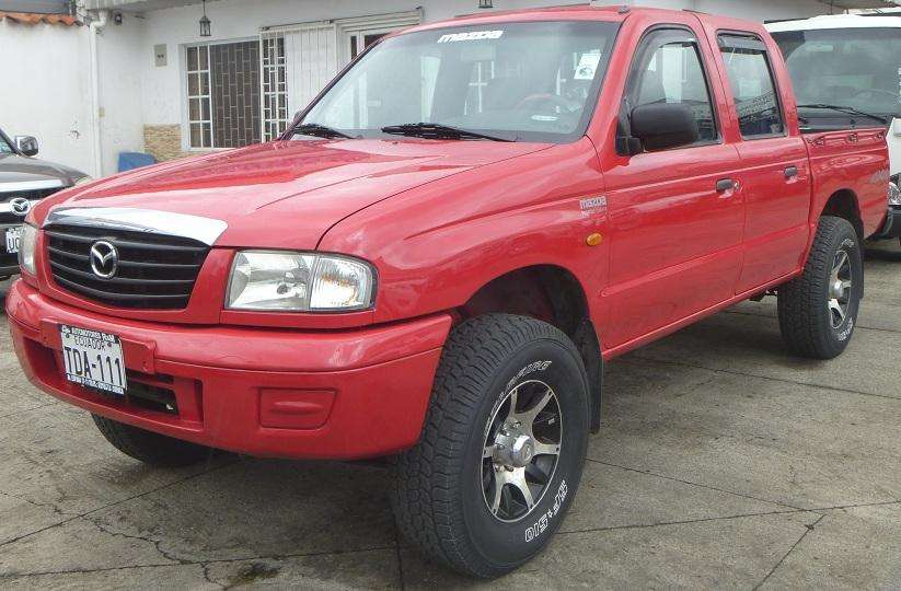 <strong>mazda</strong> B-2600 2004 - 147000 km