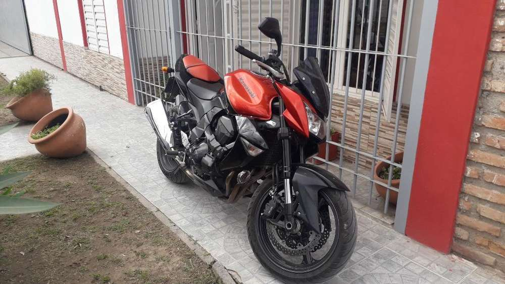 Vendo <strong>kawasaki</strong> Z1000 2009 Impecable