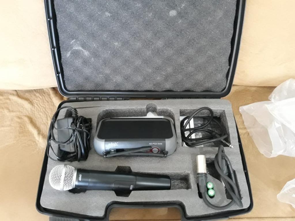 Micrófono Inalambrico