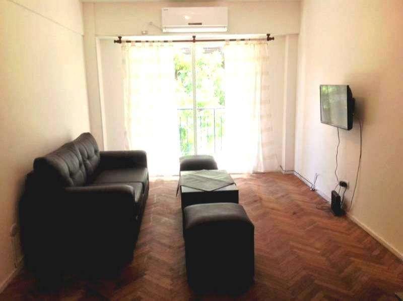 Departamento 4 ambientes en alquiler temporario. Palermo