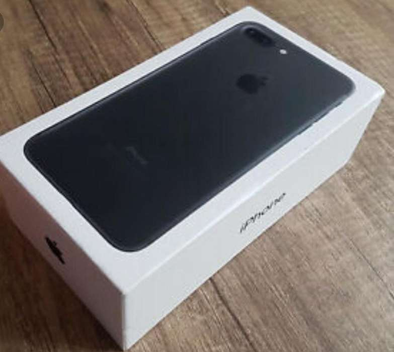 iPhone 7 Plus 256 Gb Black