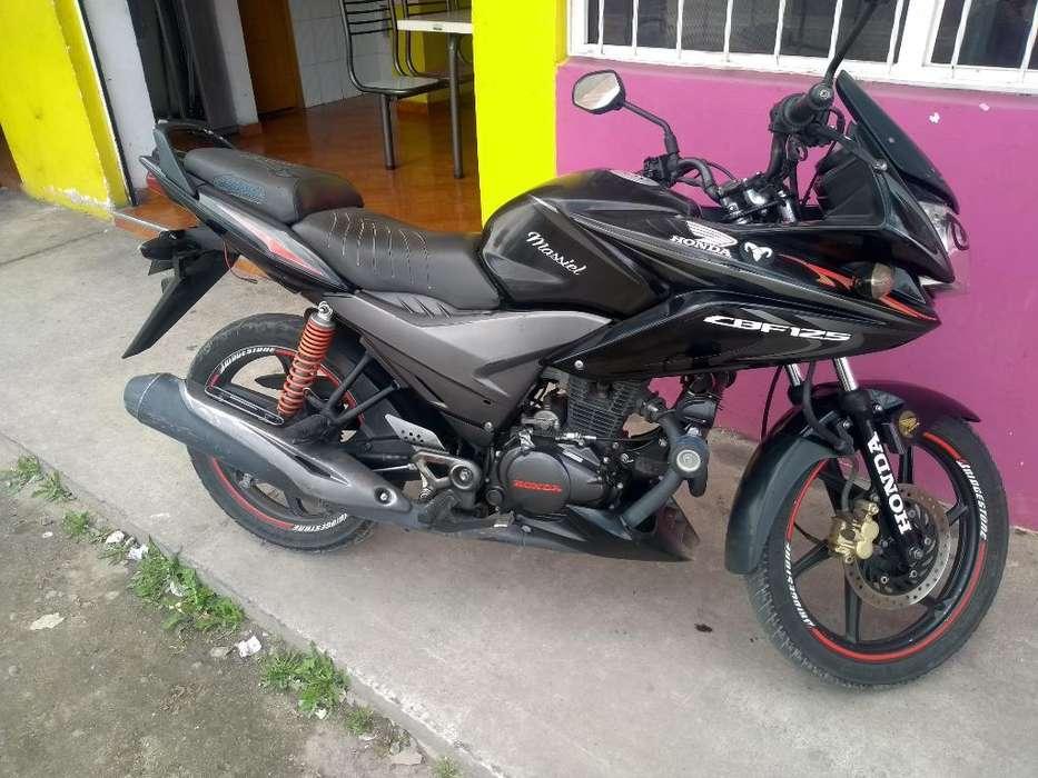 Motocicleta Cbf 125