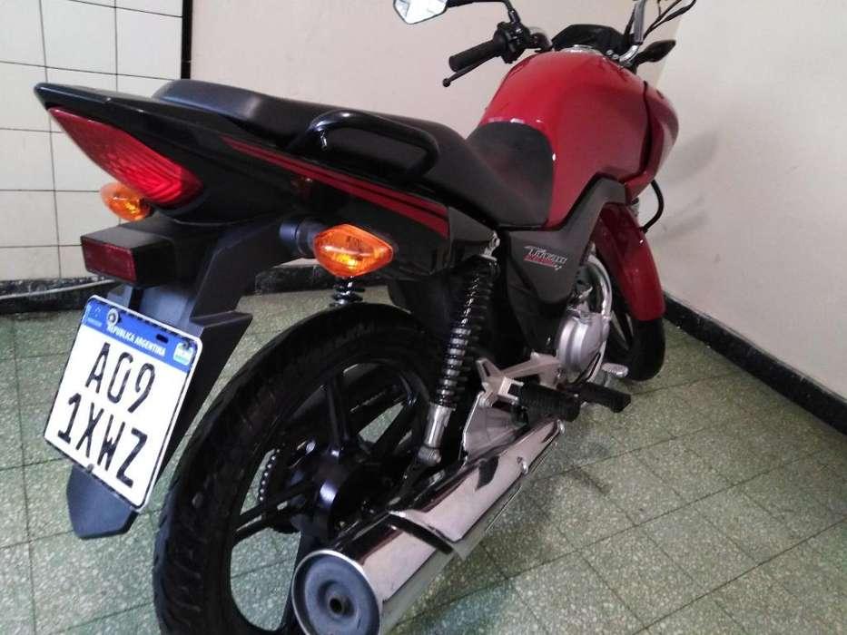 Honda Cg Titán Financiado