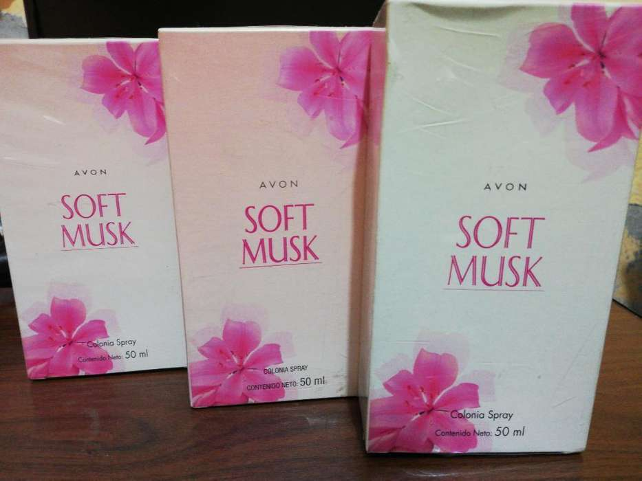 Perfume de Mujer Soft Musk Avon