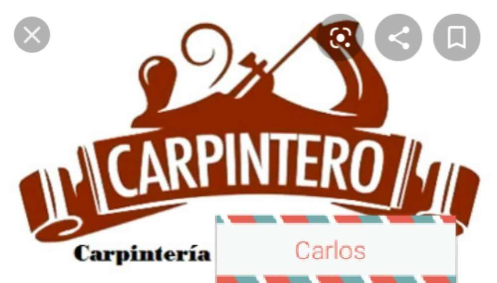 Carpintero <strong>muebles</strong> en General
