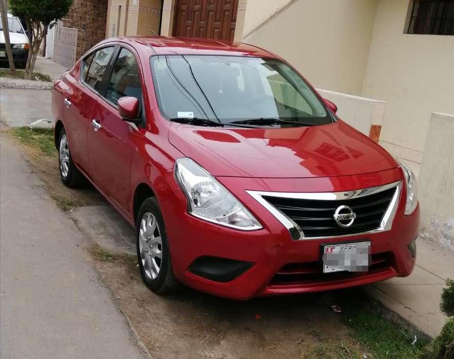 Nissan Versa 2015 - 41000 km