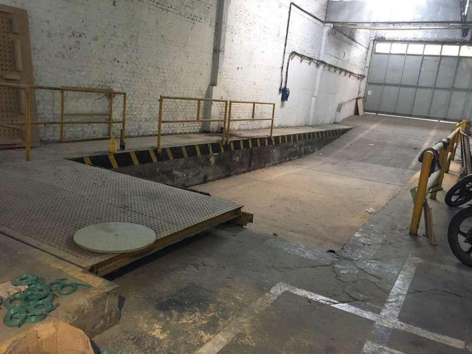Venta Bodega Industrial y Almacenamiento San Nicolas