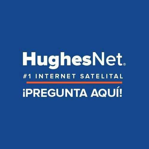HughesNet Internet Satelital - Pídelo desde donde estés.